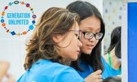 UNICEF mencanangkan Sayembara Tantangan Pemuda di Vietnam