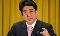 PM Jepang, Shinzo Abe memulai kunjungan resmi ke Tiongkok
