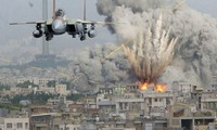 Suriah meminta kepada PBB supaya  melakukan investigasi terhadap serangan udara yang dilakukan pasukan koalisi AS terhadap warga sipil.