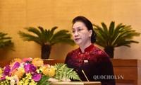 Ketua MN Nguyen Thi Kim Ngan: Terus membarui dan meningkatkan kualutas aktivitas MN