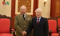 Mendorong kerjasama pertahanan Vietnam-Kuba