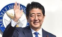 PM Jepang  menekankan pendirian dalam perundingan dengan Rusia mengenai wilayah yang sedang dipersengketaqkan