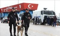 Turki dan Libanon menangkap banyak tersangka IS