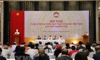 Konferensi ke-9 Pengurus Besar Front Tanah Air Vietnam