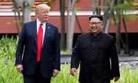 AS dan RDRK melakukan perbahasan tak resmi tentang penyelenggaraan satu  pertemuan puncak   yang ke-2