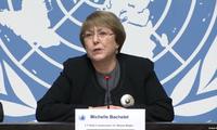 PBB mengakui bahwa dunia belum bisa menjamin baik masa depan yang baik untuk anak-anak Komisaris Tinggi PBB  Michelle Bachelet