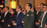 Aktivitas memperingati ultah ke-69 penggalangan hubungan diplomatik Vietnam-Tiongkok