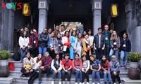 Suasana Hari Raya Tet Vietnam dalam mata mahasiswa internasional