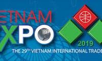 "Banyak produk teknologi baru  ""berada"" di Vietnam Expo 2019"