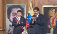 Tiongkok menegaskan kembali hubungan normal dengan Venezuela