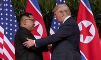 Media RDRK memberitakan Pertemuan puncak AS-RDRK kedua