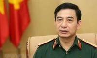 Delegasi militer tingkat tinggi Tentara Rakyat Vietnam melakukan kunjungan resmi di Singapura