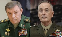 Kalangan otoritas tentara AS dan Rusia membahas masalah Suriah