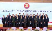 Status aktivitas dari Komite Nasional ASEAN 2020