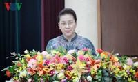 Konferensi evaluasi 10 tahun pelaksanaan Surat Pernyataan Tekat para Sesekuh desa etnis-etnis di daerah Tay Nguyen