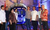 """MRT memecahkan impian buruk """"kemacetan lalu lintas""""di Ibukota Jakarta"""