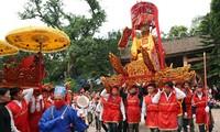 Romantic legend behind Chu Dong Tu Festival