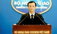 Vietnam opposes China's activities in Hoang Sa archipelago