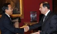 Vietnam seeks closer ties with Malta