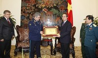 Russian, Chinese air forces' assistance praised