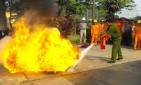 National week on labor safety and fire control launched