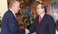 Vietnam, Germany advance ties