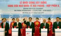 Prime Minister orders construction of Hai Phong international gateway port