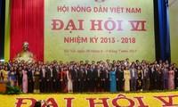 Vietnam Farmers' Union Congress closes