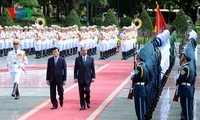 Presidents of Vietnam and Seychelles hold talks