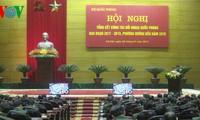 External defense affairs help enhance Vietnam's status