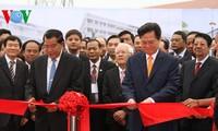 Vietnam, Cambodia target 5 billion USD in trade by 2015