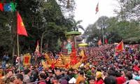 Cultural features of folk festivals in Vietnam
