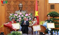 Prime Minister confers Labor Order, first class, to Olympic gold medalist Hoang Xuan Vinh
