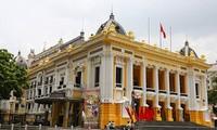 Hanoi Opera House, a temple of art