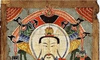 Worship paintings of ethnic groups in northern Vietnam