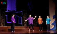 Vietnamese classical opera performed at Hanoi Opera House