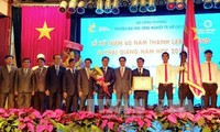 Deputy PM attends ceremony for 60th anniversary of Ho Chi Minh University of Industry