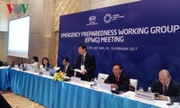 Vietnam's initiative to APEC working group meetings