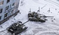 Dim hope for new ceasefire in Ukraine