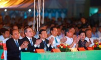 Prime Minister attends 25th anniversary ceremony of Tra Vinh reestablishment