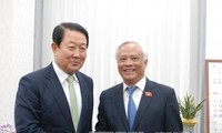 National Assembly Vice Chairman visits Republic of Korea