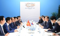 Prime Minister has bilateral meetings in Hamburg