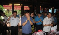 Leader Nguyen Duc Canh's 85th death anniversary commemorated