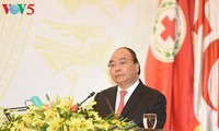 PM calls on Vietnam Red Cross Society to enhance capacity building