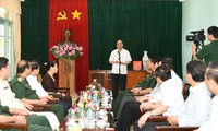 Prime Minister pays tribute to President Ho Chi Minh at K9 relic site