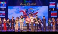 ASEAN+3 Song Contest closes