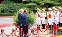 Vietnam, Turkey aim at 4 billion USD trade turnover