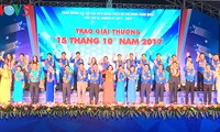 Vietnam Youth Federation marks its 61st anniversary