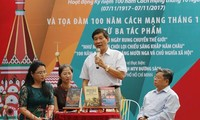 Vietnam marks 100th anniversary of Russia October Revolution