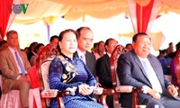 Construction of Lao National Assembly building begins